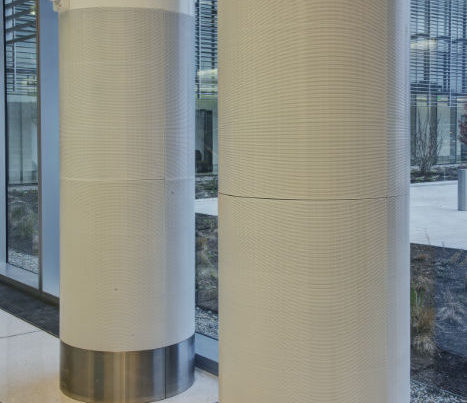 column covers