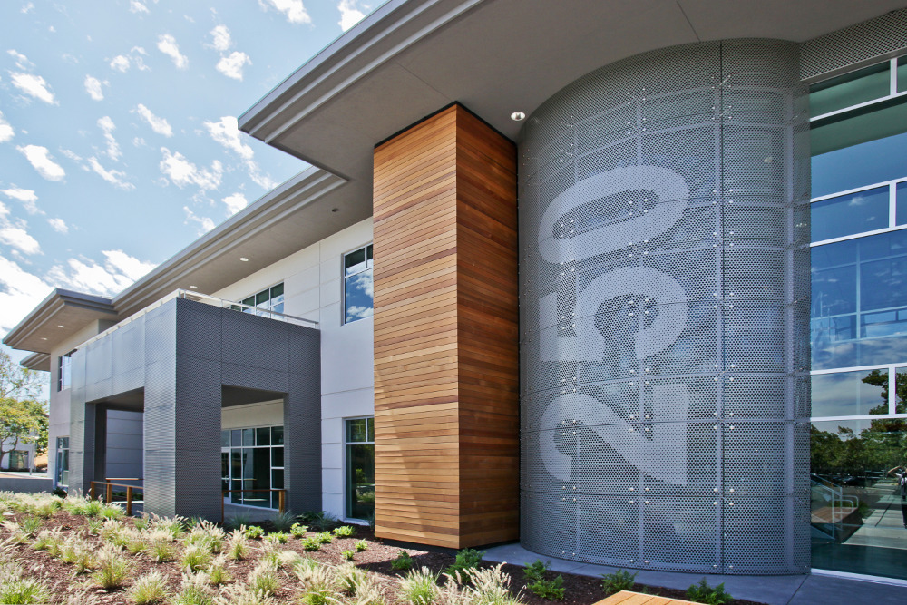Exterior Metal Cladding Systems : Hendrick architectural metals formas inc