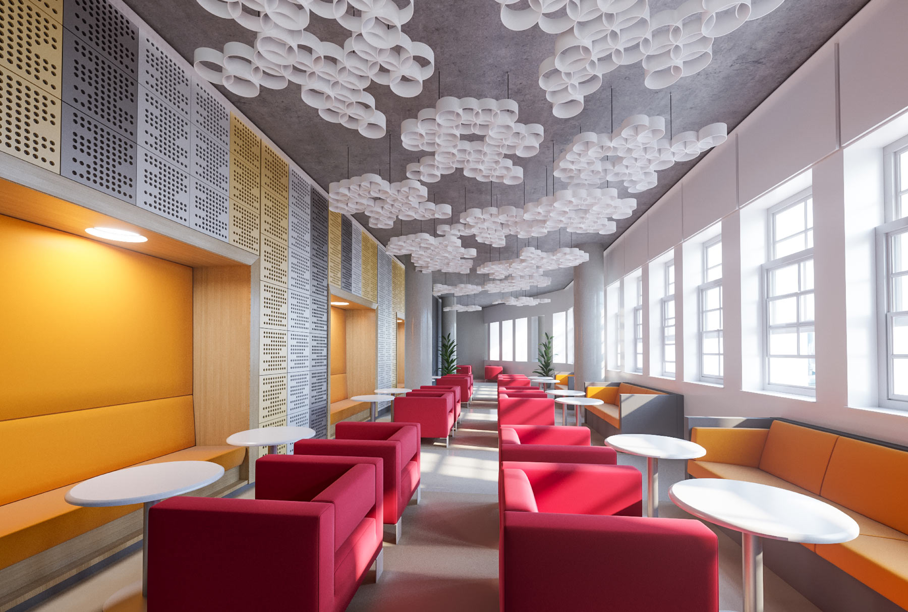 Sphera Modular Ceilings